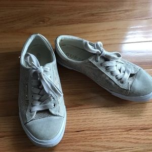 Guess leather sneakers size 6